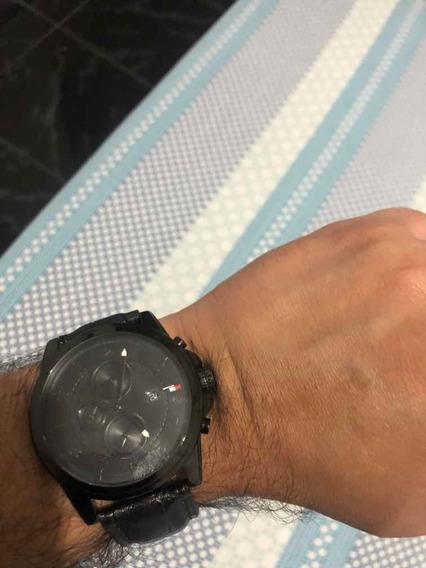Relógio Tommy Com Caixa Original