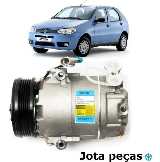 Compressor Fiat Idea Adventure , Palio 1.8 Motor Gm Original