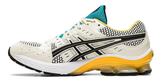 Tênis Asics Gel Kinsei Og Cream Black