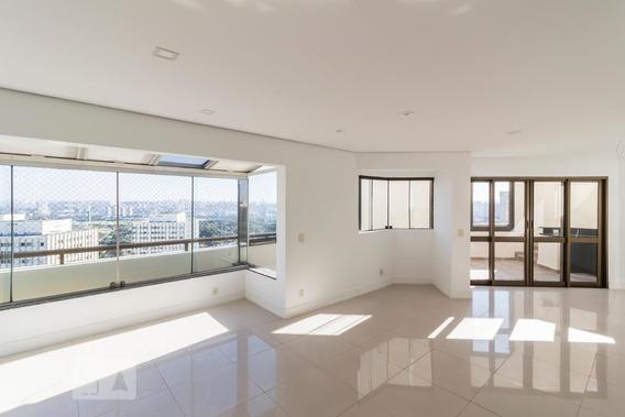Apartamento No 19º Andar Com 3 Dormitórios E 2 Garagens - Id: 892827295 - 127295