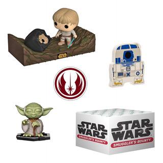 Funko Star Wars Smuggler Bounty Box Dagobah Theme