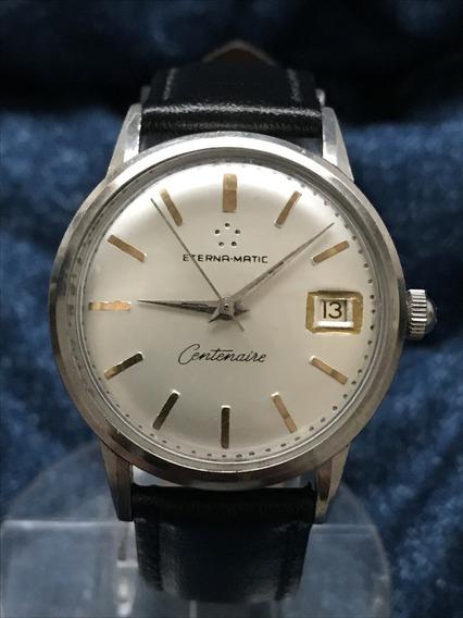 Relógio Nível Omega Automatico Eterna Padrão Kontiki