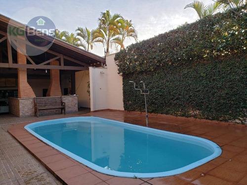 Casa À Venda, 215 M² Por R$ 795.000,00 - Jardim Dos Calegaris - Paulínia/sp - Ca0435