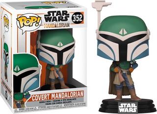 Funko Pop Covert Mandalorian 352 Star Wars Mandalorian