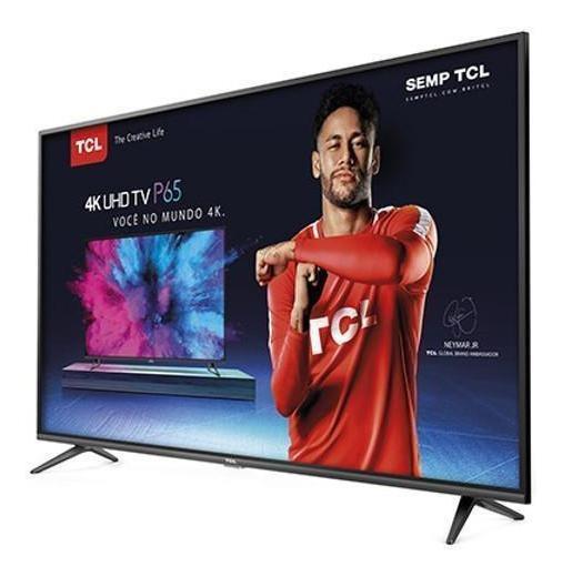 Smart Tv Led 65 Tcl Ultra Hd 4k Hdr 65p65us