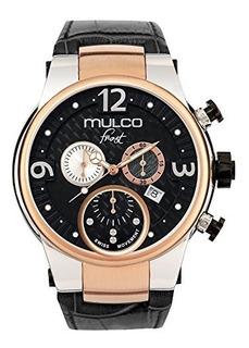 Mulco Frost Gents Mw5-2602-023 Cronógrafo Reloj Hombre
