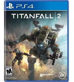 Titanfall 2 Ps4 Mídia Física Lacrado - Pronta Entrega