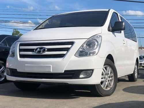 Hyundai H1 Korea
