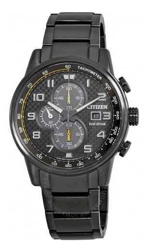 Relógio Citizen Primo C/ Cronógrafo Ca0687-58e Original