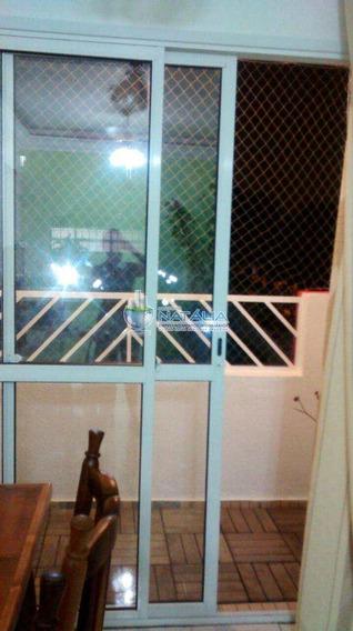 Apartamento Com 3 Dormitórios Sendo 1 Suíte No Jd Independência - V62782
