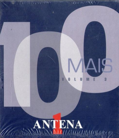 Box 100 Mais - Volume 3 - Antena 1 - Novo Lacrado***