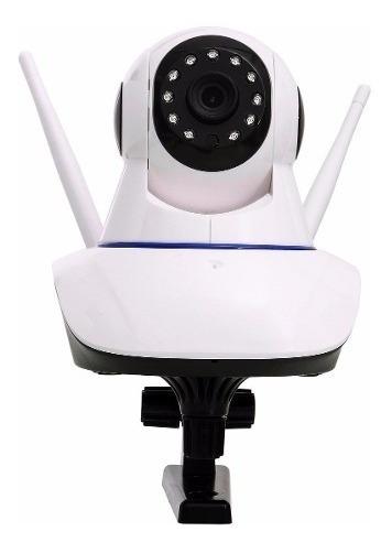 Câmera Wifi Ip Hd720 Espiã P2p Noturna Yoosee Segurança Top
