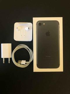 Apple iPhone 7 32gb Ios 11 Preto-matte Semi-novo