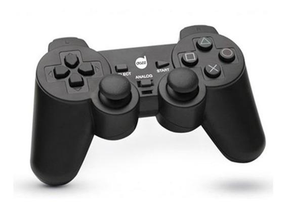Controle Para Pc Com 12 Botões Usb Dual Shock Dazz