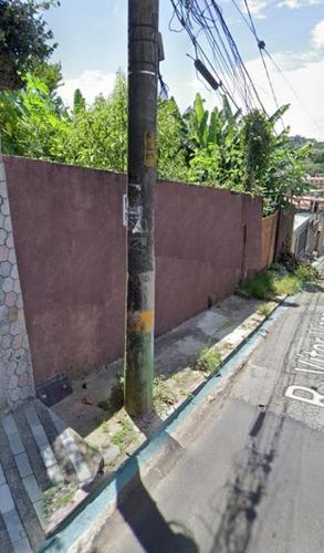 Terreno À Venda, 1000 M² Por R$ 950.000,00 - Vila Paulistana - São Paulo/sp - Te0329