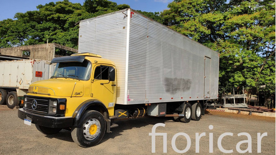 Mb 1516 Truck 1985/85 Báu 9.50mts