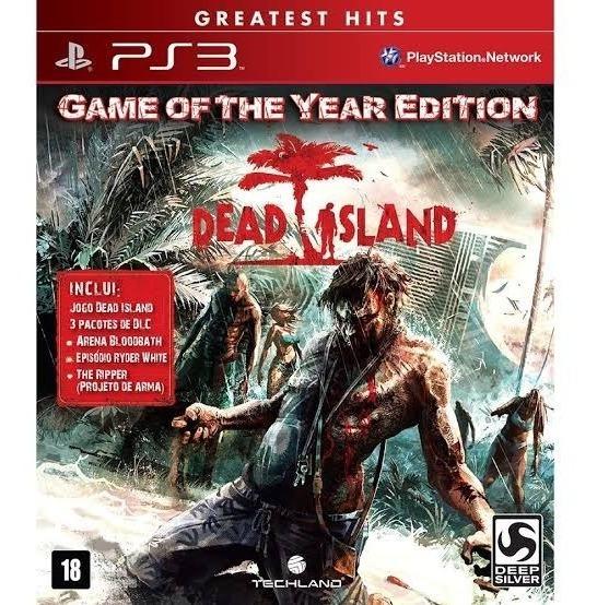 Dead Island Goty Ps3 - Midia Digital