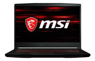 Laptop Msi Gf63 8rc 15 6 Intel Core I5 8300h 2 30ghz 8gb