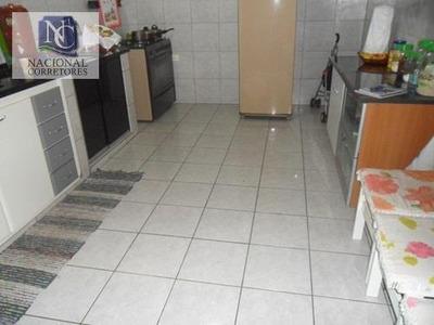 Casa Residencial À Venda, Parque Capuava, Santo André. - Ca0714