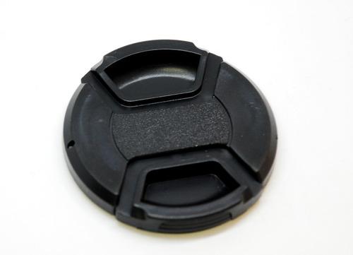 Tapa Lente 72mm Para Nikon Canon Congreso