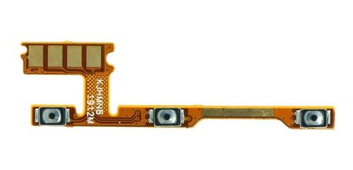 Flex Lateral Redmi Note 8 8t Flat Volume Power Liga Trava