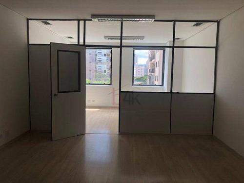 Imagem 1 de 8 de Sala Comercial 42m² À Venda, Rua Alcides Ricardini Neves, 12 - Brooklin - São Paulo/sp - Sa0367