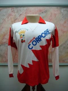 Camisa Futebol Pinheiro Maranhão Jogo Malha Antiga 1623