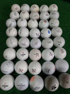 10 Bolas Golfe Grandes Marcas Semi Novas Profissional Golf