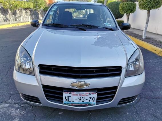 Chevrolet Chevy 1.6 3p Paq D Mt 2011