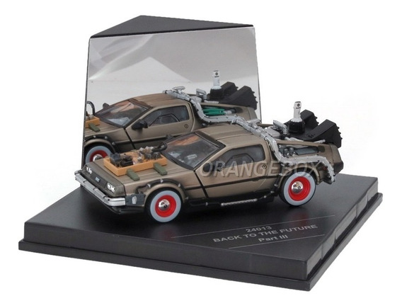 Delorean Back To The Future Parte 3 Sunstar 1:43 24013
