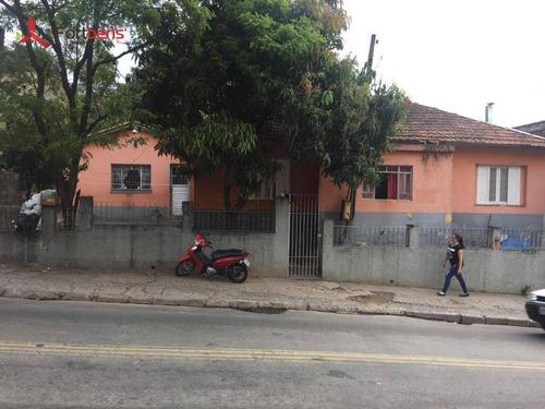 Casa Residencial À Venda, Centro , Francisco Morato - Ca0612. - Ca0612
