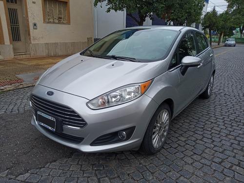 Ford Fiesta 1.6 Titanum Powershift At