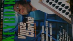 Revista Keyboard Magazine.