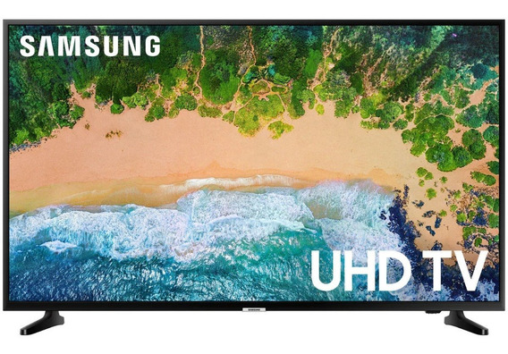 Pantalla Samsung 55 Smart Tv 4k Hdr Televisor Quad Uhd Slim Design
