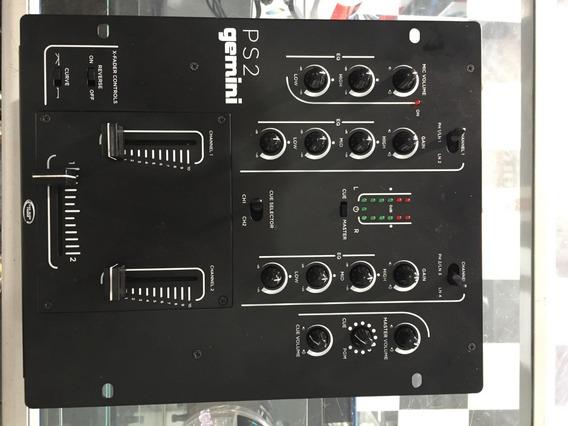 Mixer Gemini Ps2