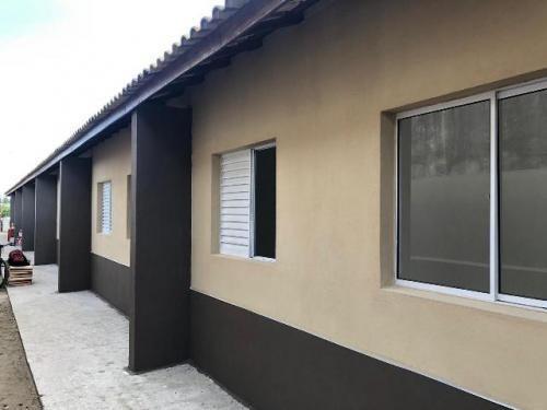 Imagem 1 de 10 de Casa Em Condomínio Com 2 Quartos Em Itanhaém/sp 5597-pc