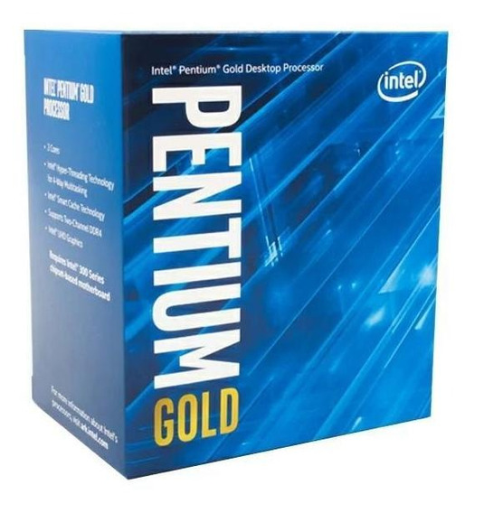 Processador Intel Pentium Gold G5420 - Bx80684g5420