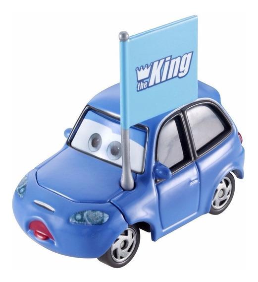 Disney Cars Matthew True Blue Mccrew Nuevo Mattel