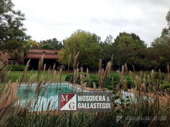 Mosquera Y Gallastegui - Lindísima Quinta En Villa Rosa - Pilar