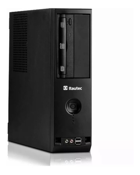 Pc Recertificado Itautec St 4271 I5 650 8gb 500gb Dvd Win7