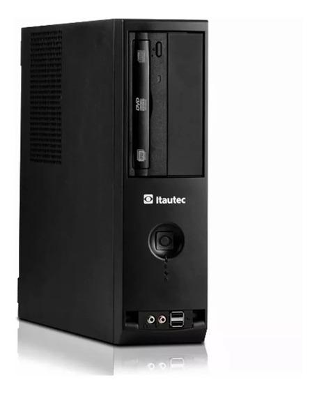 Pc Recertificado Itautec St4271 I5 650 8gb 500gb W7 Wifi+usb