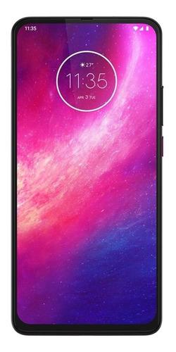 Motorola One Hyper Dual SIM 128 GB Fresh orchid 4 GB RAM