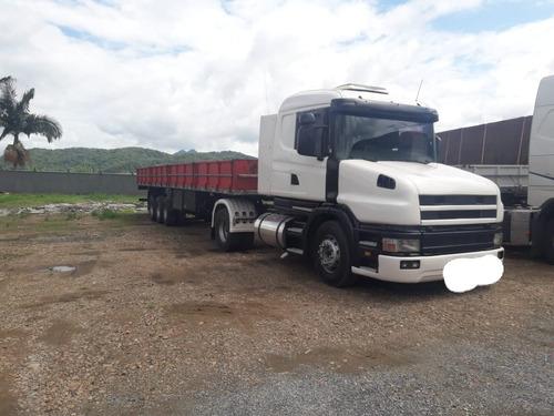 Scania  124 114