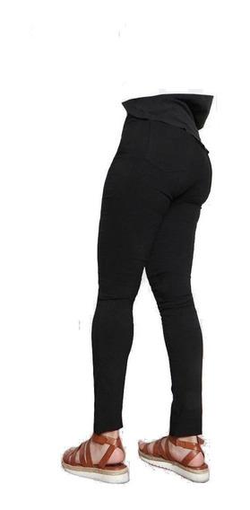 Pack X 3 Pantalon Bengalina Dama Mujer Chupin Elastizado
