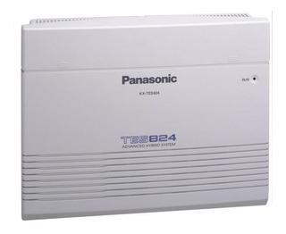 Conmutador Panasonic Kx-tes824 (paquete Empresarial)