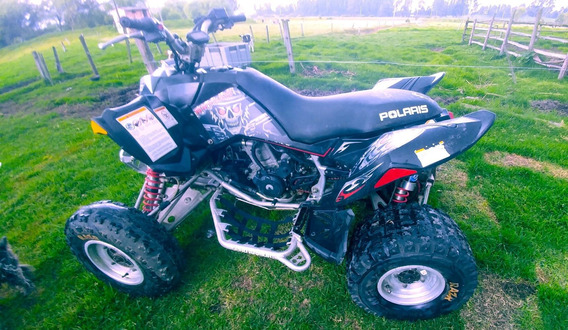 Cuatrimoto Polaris Outlaw 500cc