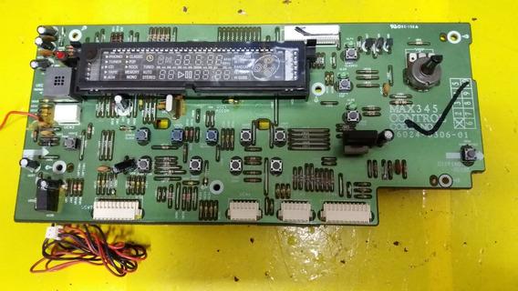 Placa De Controle Do Samsung Max 345
