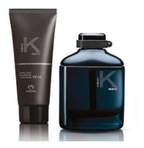 Perfume K Noite + Gel After Shave Natur - mL a $604