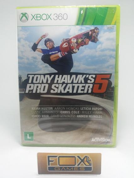 Xbox Jogo Tony Hawk´s Pro Skater 5