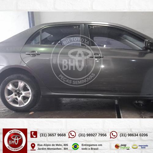 Sucata Toyota Corolla 1.8 Automático 2010